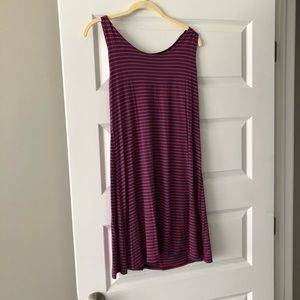 Ladies easy breezy summer dress sz L